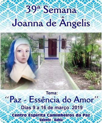 Semana Joana de Ângelis